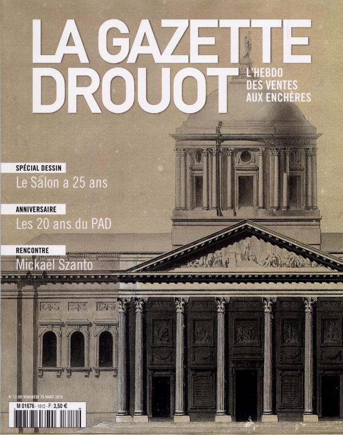 gazette_de_drouot_mars_2016_cover