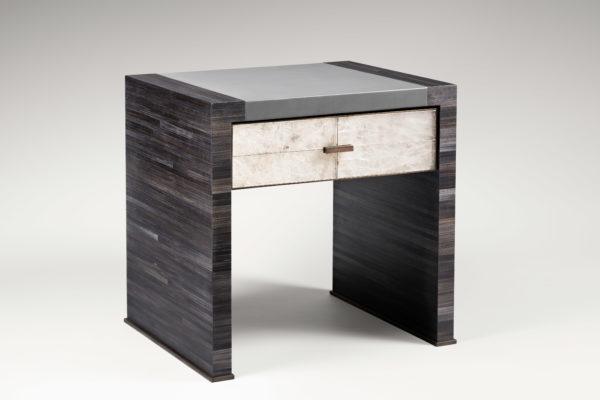 Table de chevet Paille